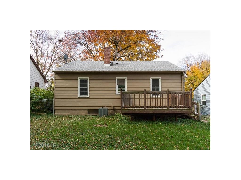Photo of home for sale at 3213 9th Street E, Des Moines IA