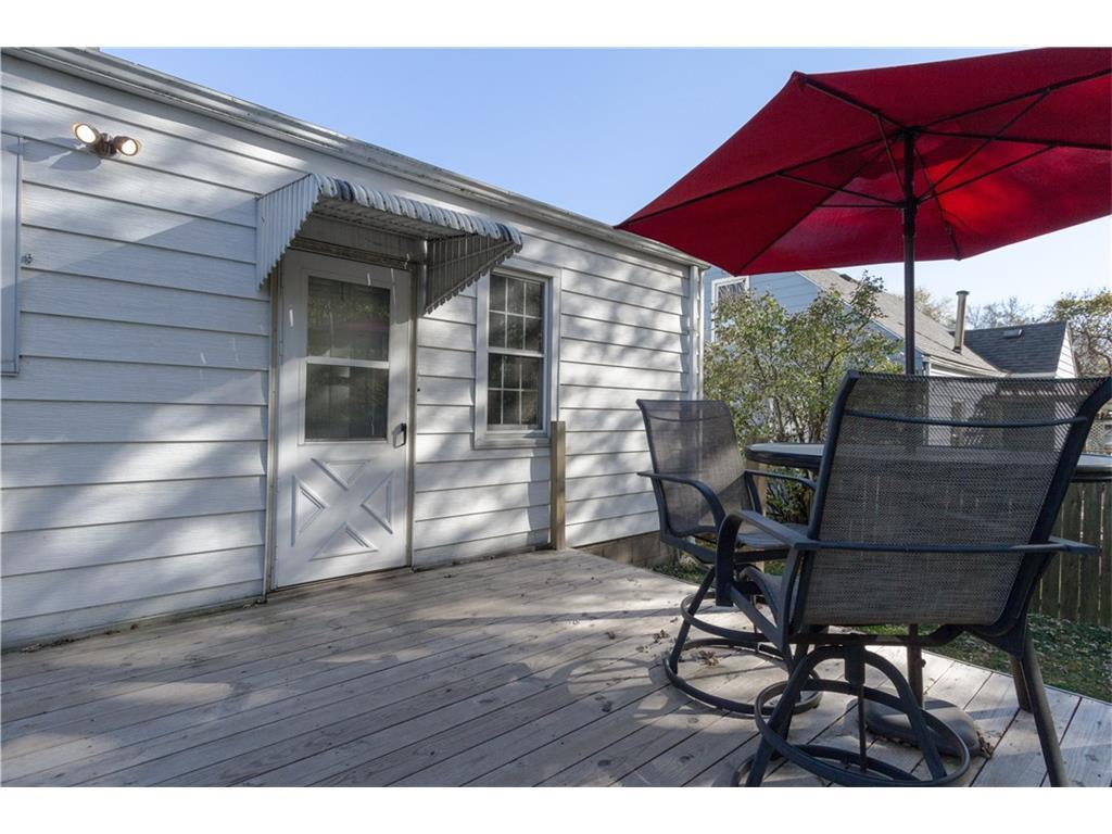 Photo of home for sale at 1824 57th Street, Des Moines IA