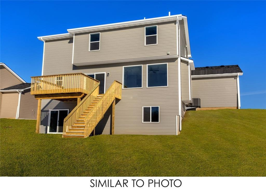 Photo of home for sale at 5374 Destiny Drive, Pleasant Hill IA