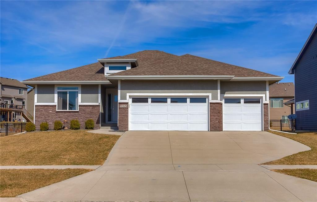 Photo of home for sale at 9265 Tamarack Drive, West Des Moines IA